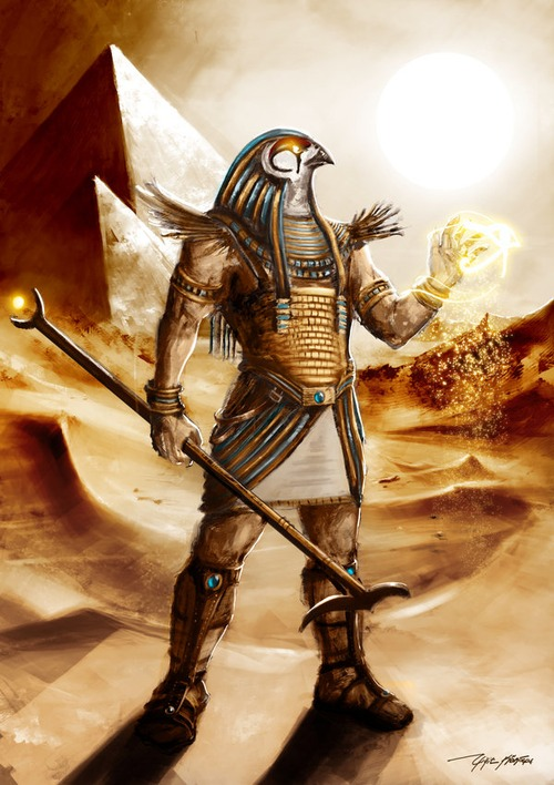 45 Egyptian Mythology Wallpaper On Wallpapersafari