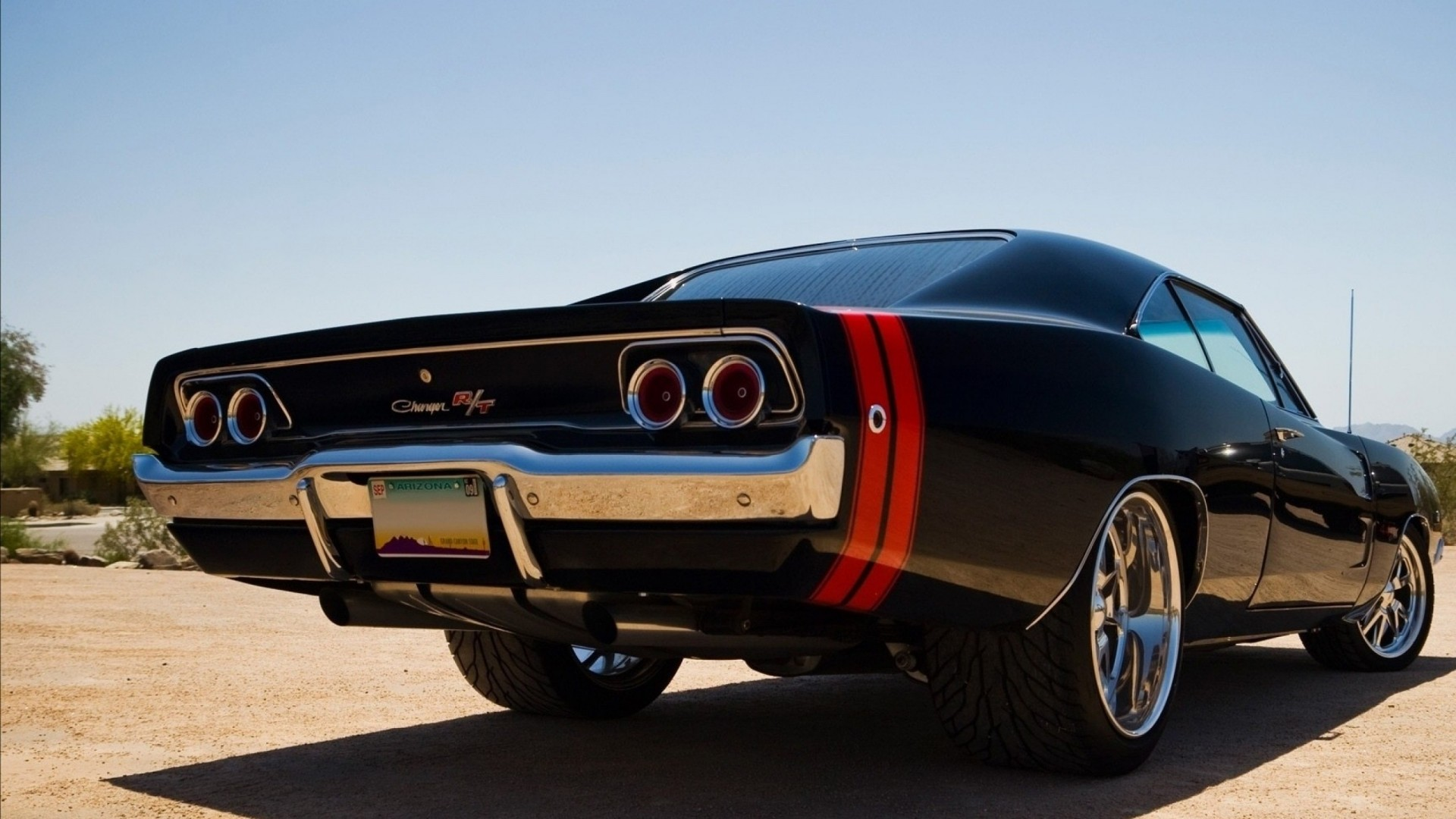 Old muscle Cars Dodge Charger Wallpaper   MixHD wallpapers 1920x1080