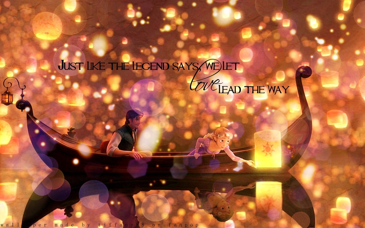 Disney Princess images Tangled HD wallpaper and background photos 1280x800