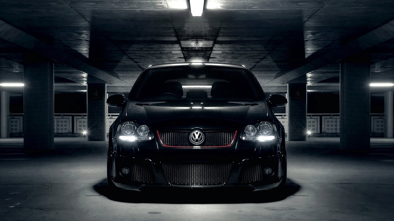 Volkswagen Golf GTI Wallpapers   Vdub Newscom 1366x768