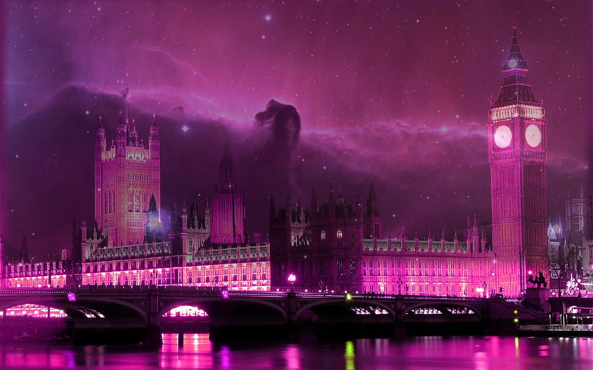 Desk top wallpaper wallpaper Westminster London 1920x1200