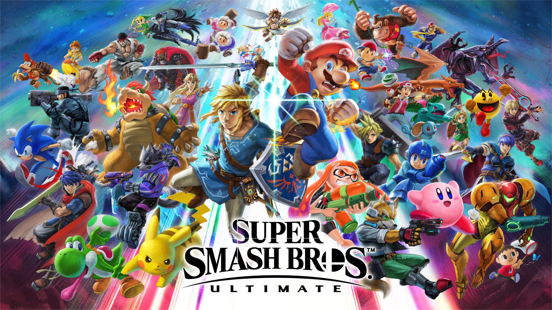 177 Super Smash Bros Ultimate HD Wallpapers Background Images 1920x1080