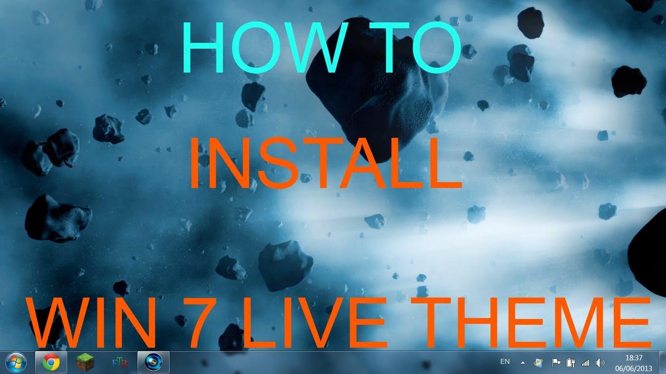 48+] Live Wallpaper Windows 7 Ultimate
