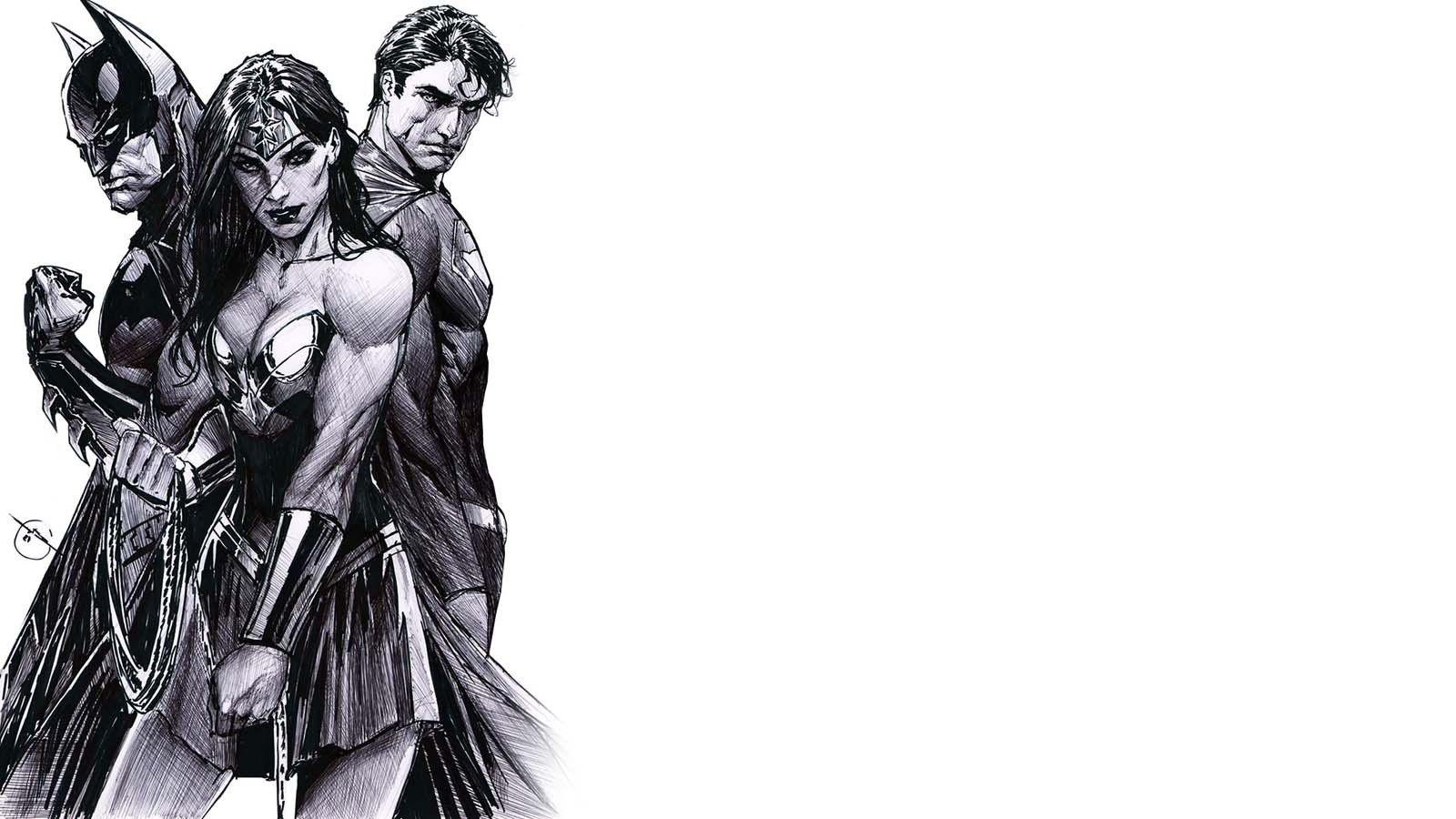 DC Comics Wallpapers HD Desktop and Mobile Backgrounds 1600x900