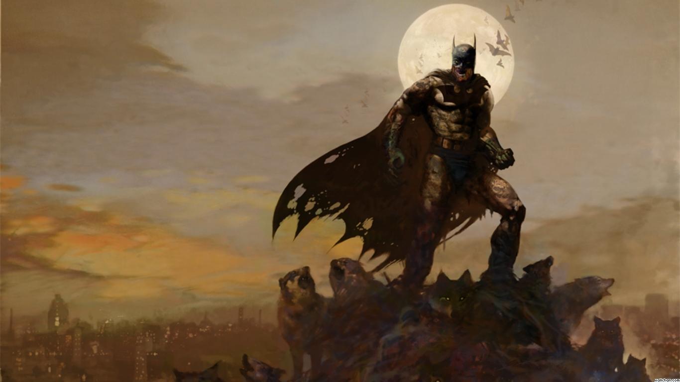 Batman Wallpaper   Batman Photo 24171772 1366x768
