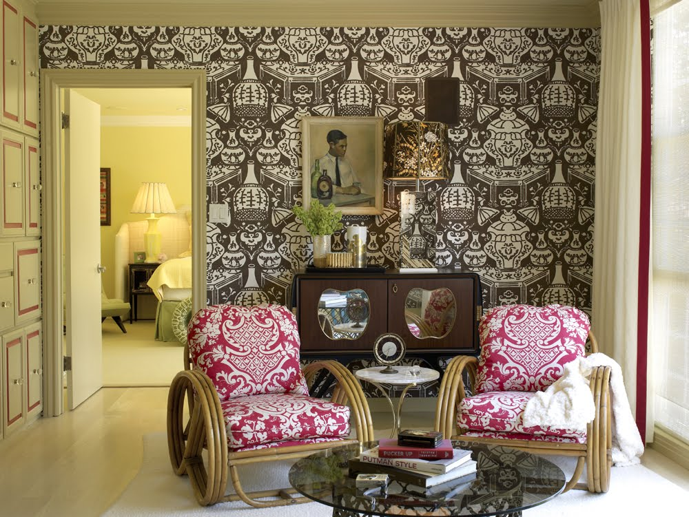 Chinoiserie Chic Clarence House David Hicks The Vase 1000x751