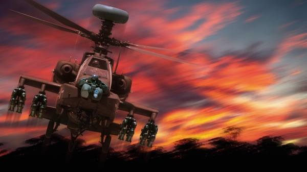 apache apache helicopters vehicles Helicopters Wallpapers 600x337