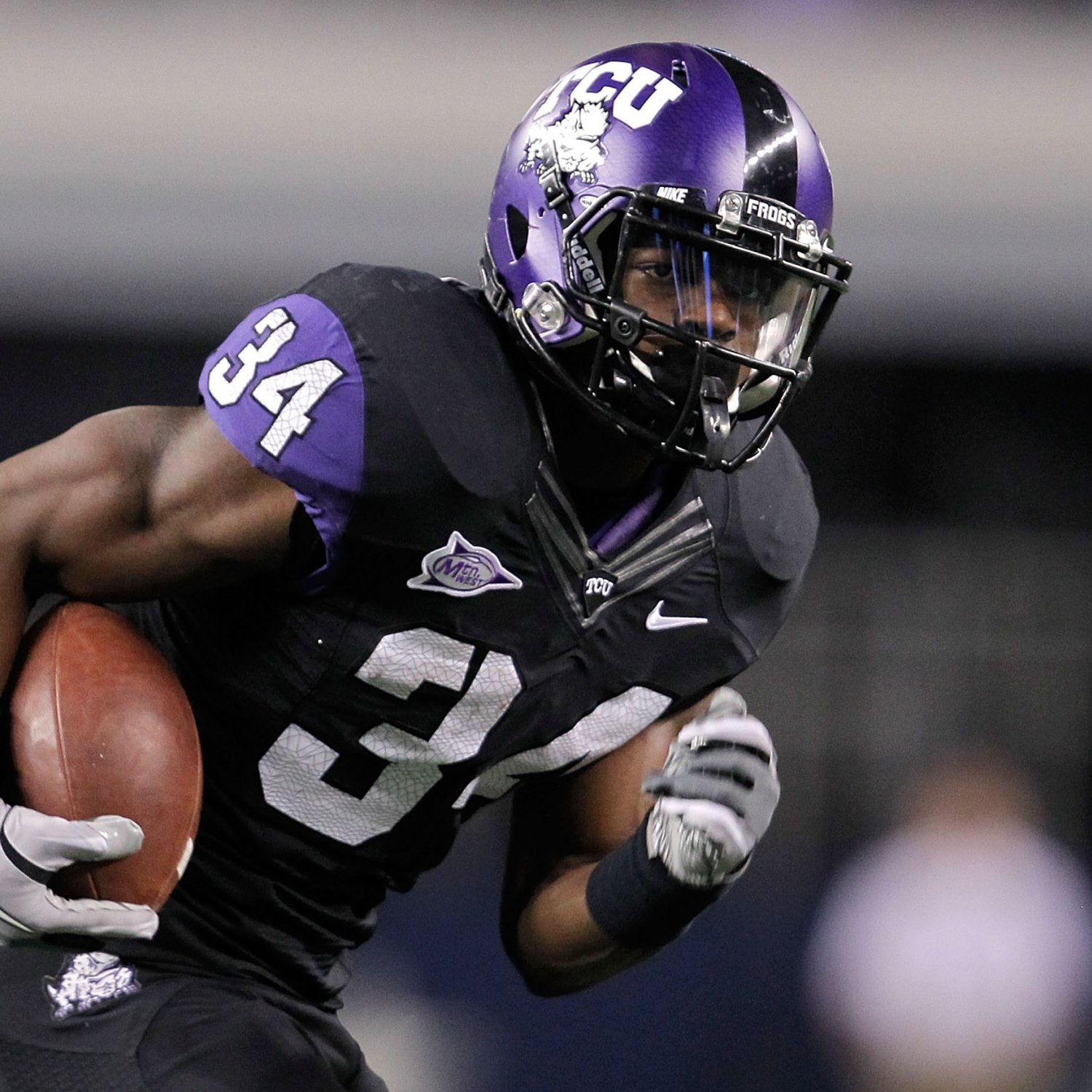In their Best Sports Moments 2016 TCU football was recognized for the biggest comeback in college bowl game history Could a change of shirts by