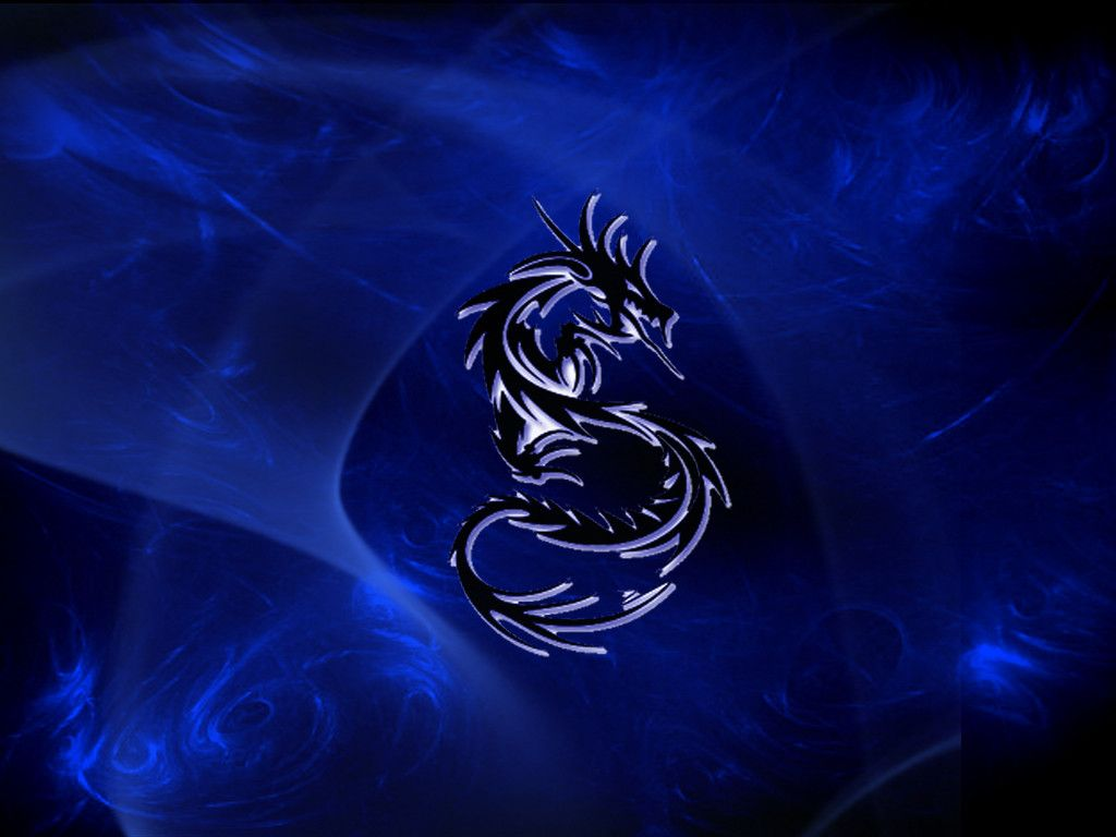 blue dragon wallpaper hd wallpapersafari