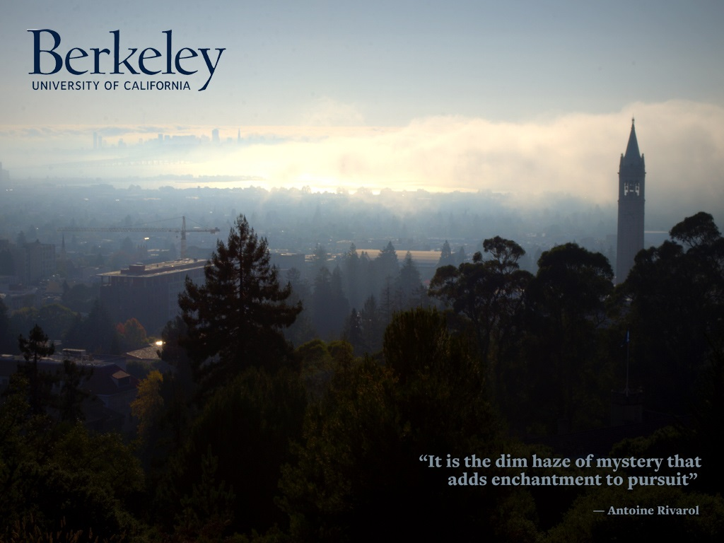 Wallpaper Downloads UC Berkeley Office of Undergraduate 1024x768