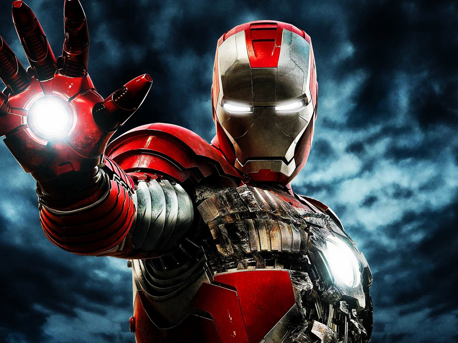 Iron Man   Iron Man 3 Wallpaper 31868069 1600x1200