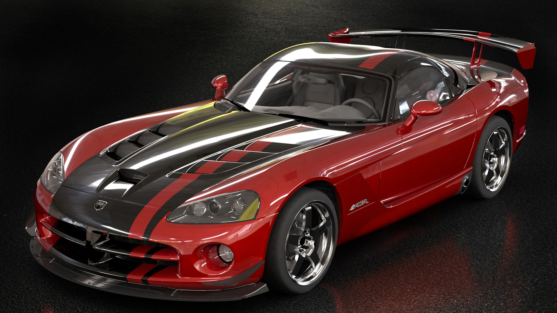 Dodge Viper Logo Wallpaper Wallpapersafari