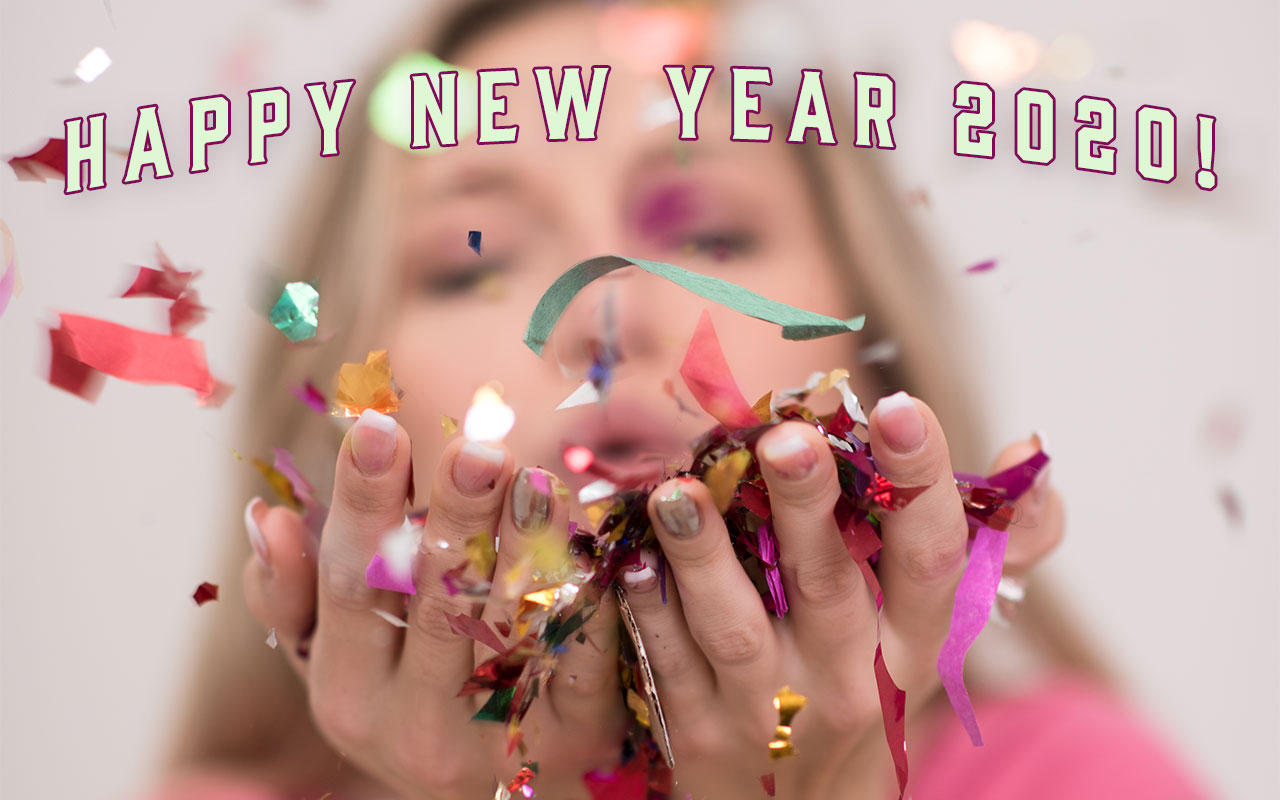 New Year Background Images   Wallpapers   Happy New Year 1280x800