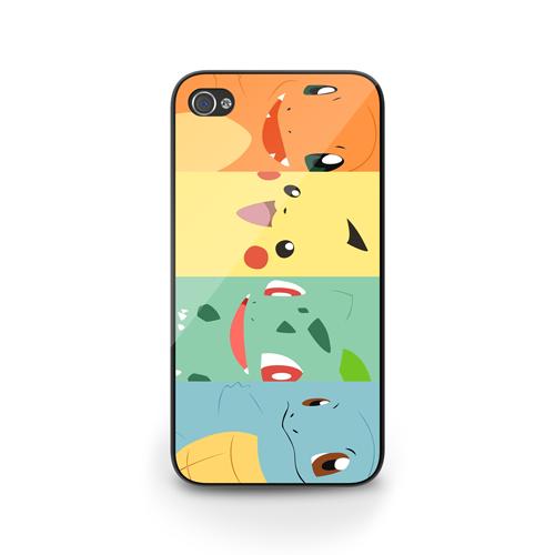 pokemon starters wallpaper charmander pikachu bulbasaur squirtle 9 500x500