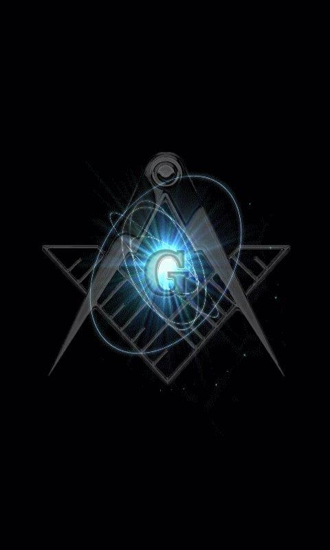 Freemason Live Wallpaper HD for iPhone 480x800