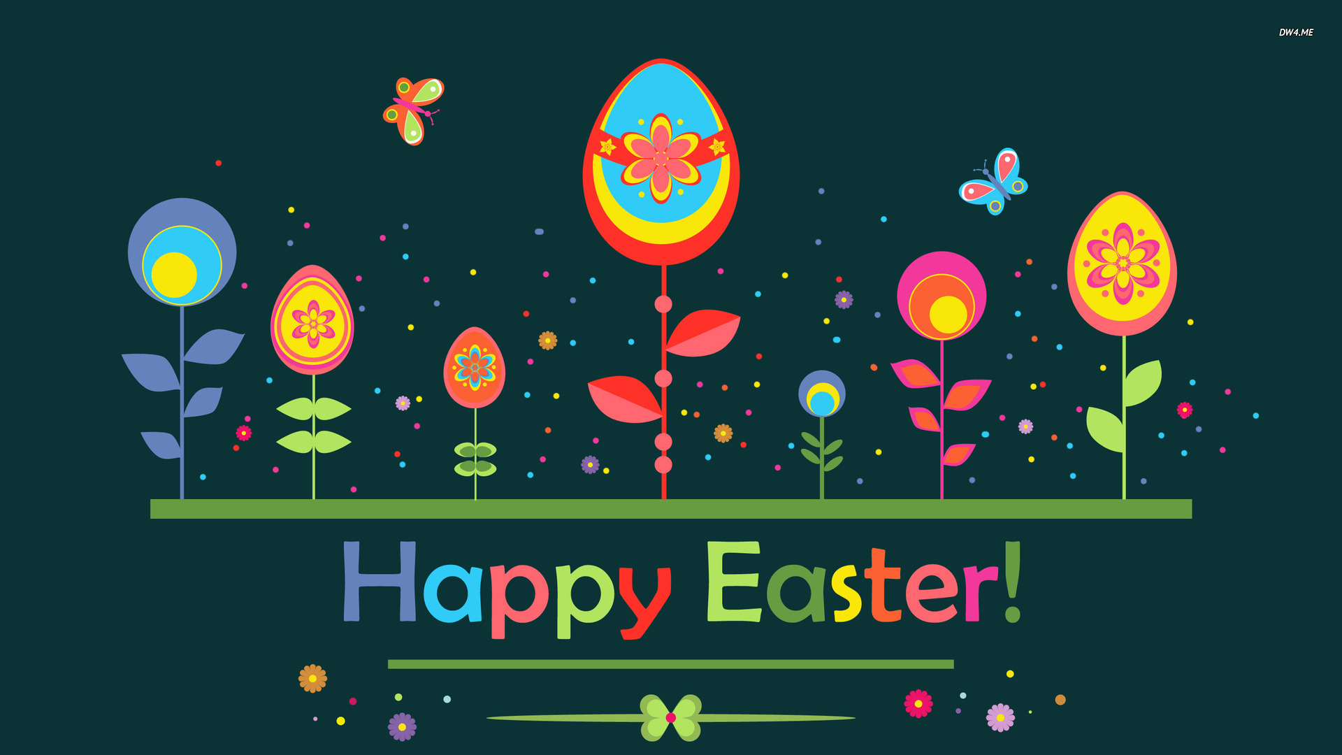 Happy Easter Images for Desktop collection 45 1920x1080