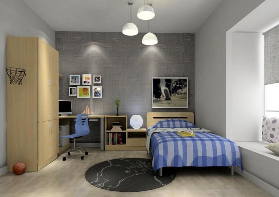 Boys Room Wallpaper