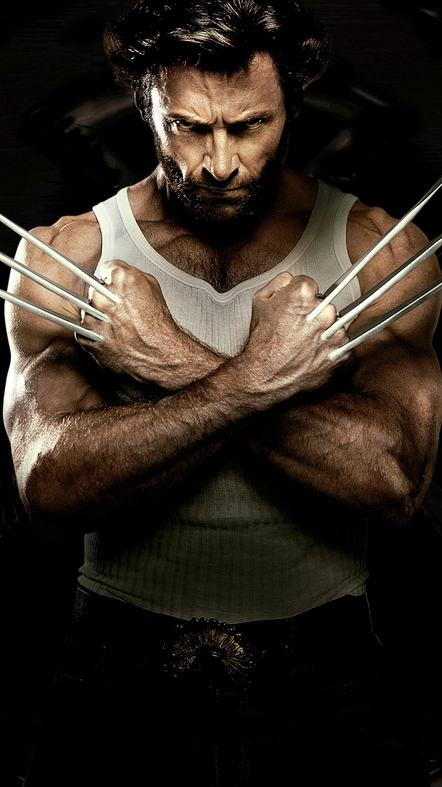X Men Origins Wolverine 2009 Phone Wallpaper Phone wallpaper 1536x2732
