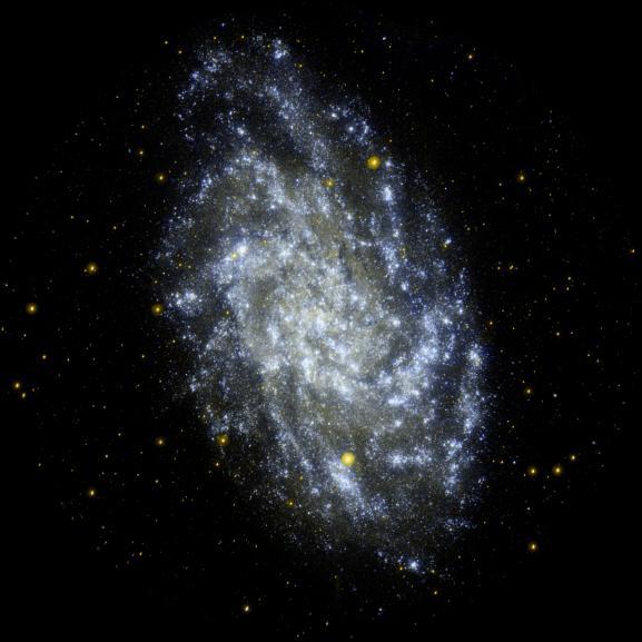 Triangulum galaxy Science Buzz 577x577