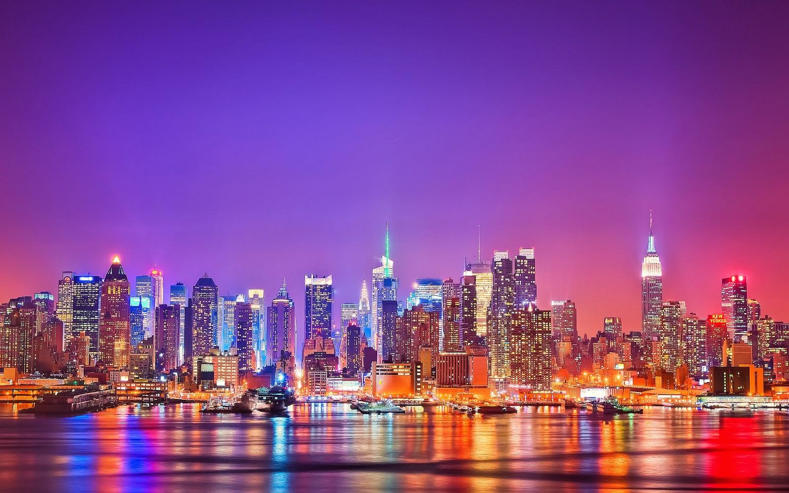 New York City Hd Wallpaper 1600x1000