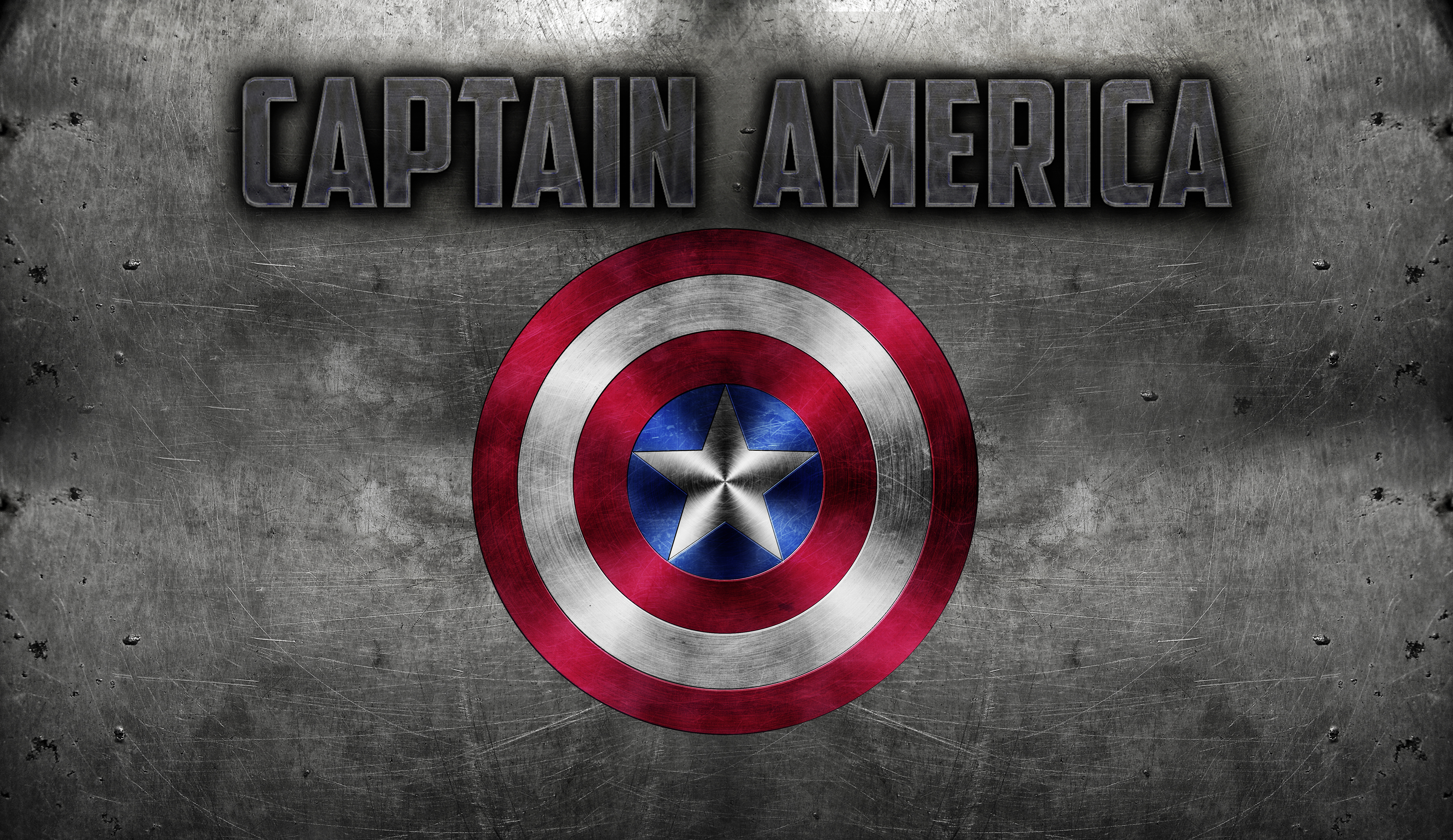 art drawing painting photoshop captain america s shield wallpaper hd 7398x4279