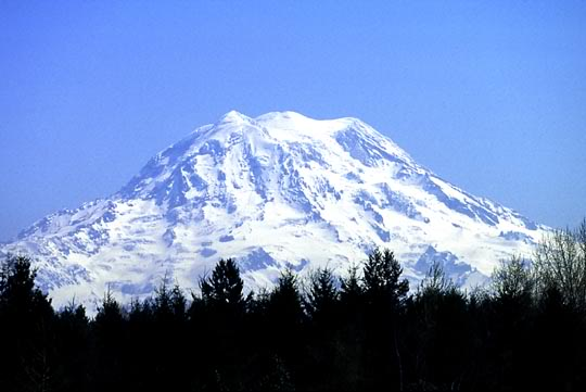 Mt Rainier Wallpaper Mt Rainier Desktop Background 540x361