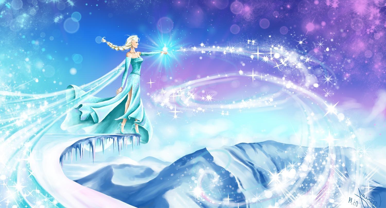snow queen elsa   Frozen Wallpaper 1500x811 190665 1500x811