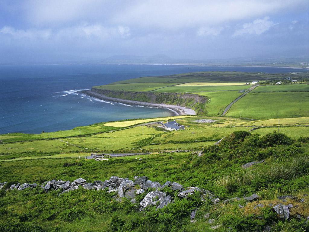 Dublin Ireland Landscape Wallpaper PicsWallpapercom 1024x768