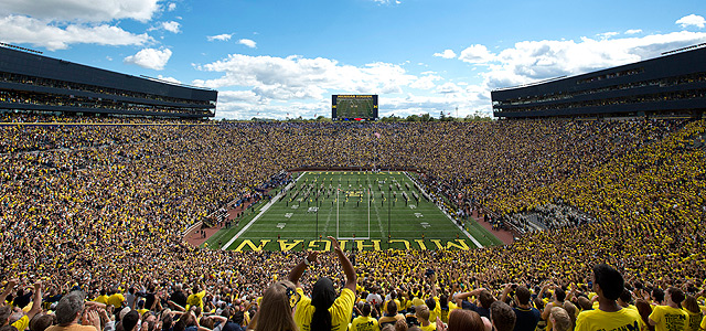 michigan football field wallpaper - photo #14
