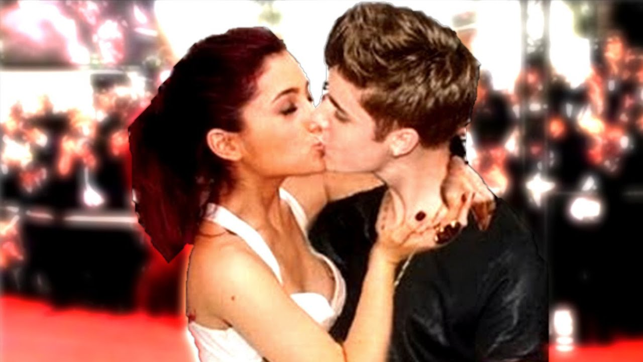 Justin Bieber Thinks Ariana Grande Looks HOT 1280x720