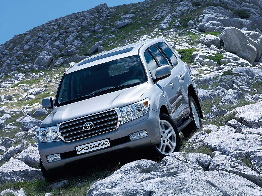 Free Download Top 10 Toyota Land Cruiser Full Hd Wallpapers