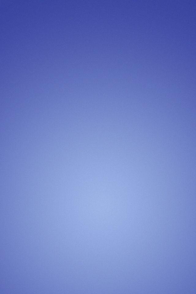 Plain home screen wallpaper to see apps better  Blue wallpaper 640x960