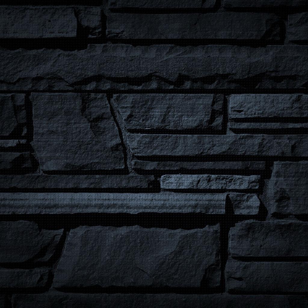 Black Stone textures iPad Wallpaper Download iPhone Wallpapers iPad 1024x1024