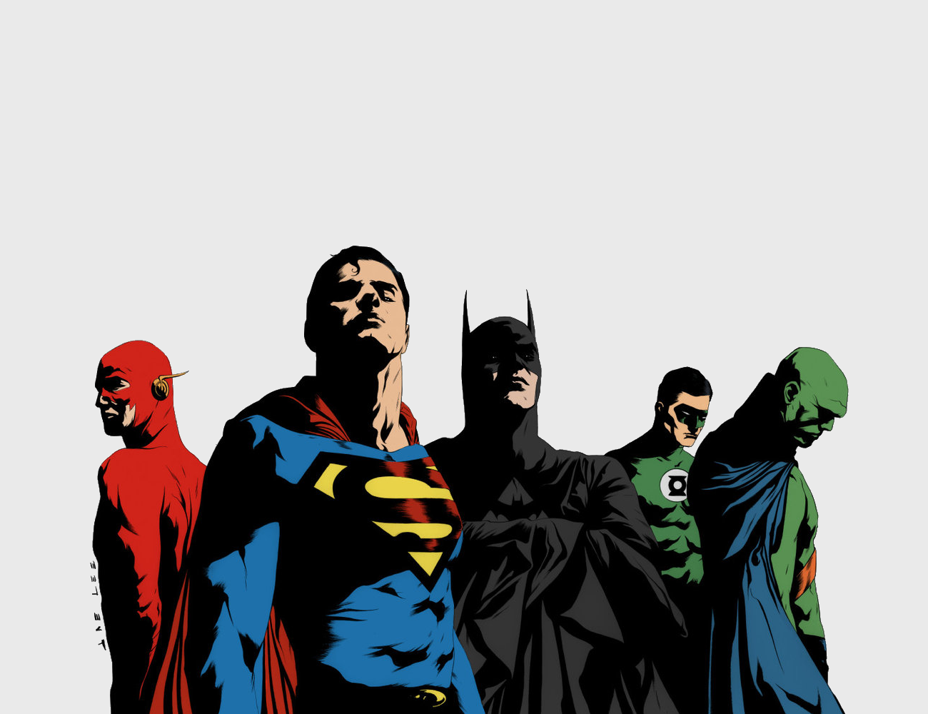 Cool Superhero Wallpapers Comics   superhero wallpapers 1300x1000