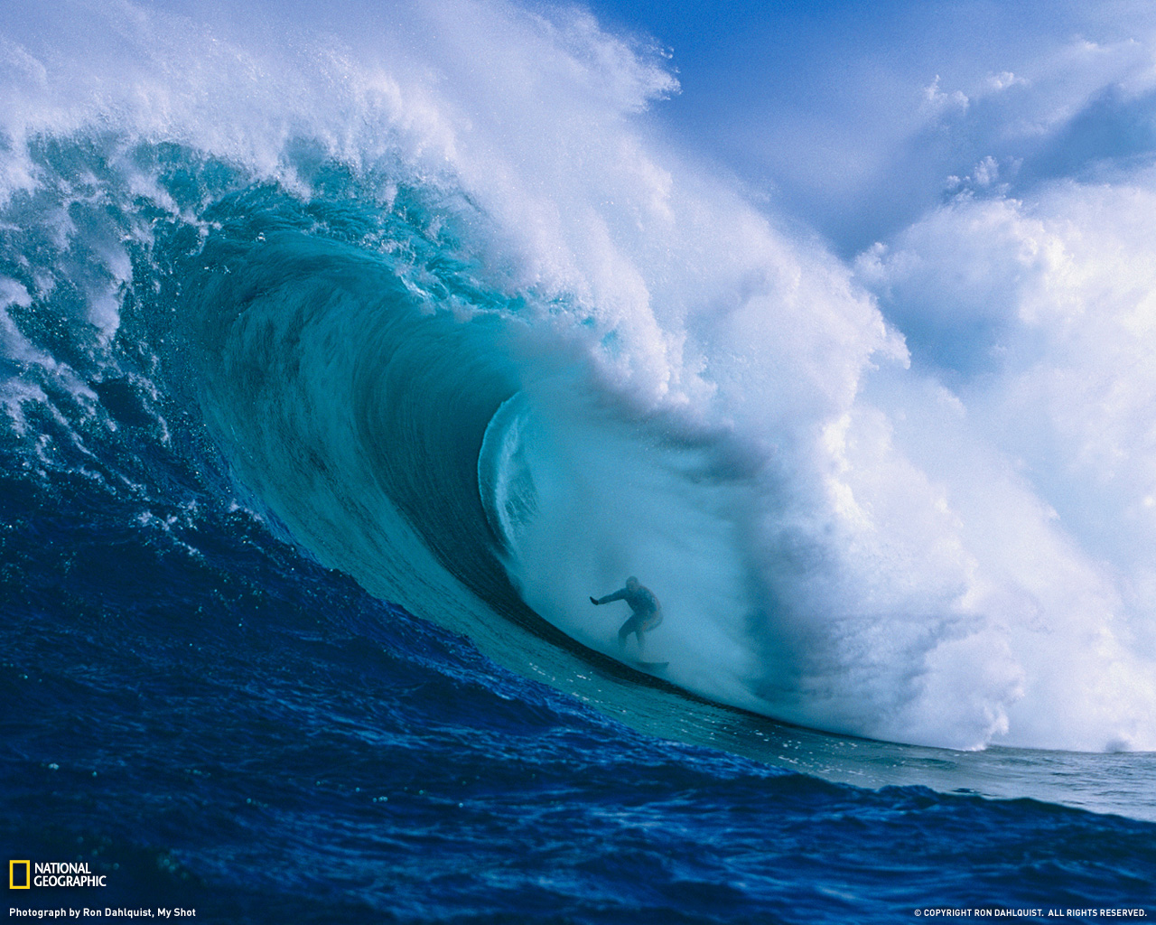 Surfer Photo Maui Wallpaper National Geographic Photo of the Day 1280x1024