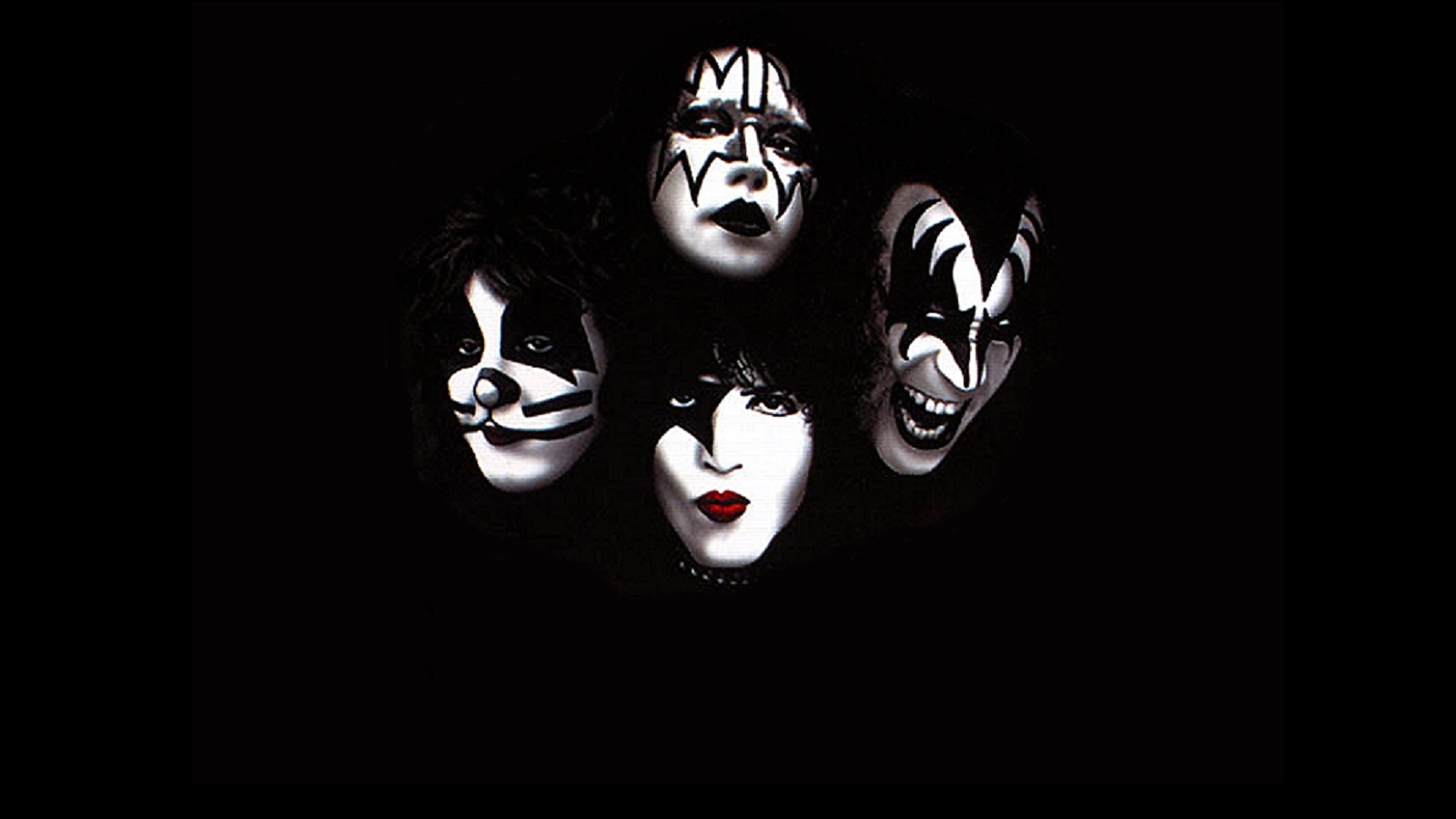 KISS Computer Wallpapers Desktop Backgrounds 1600x900 1600x900