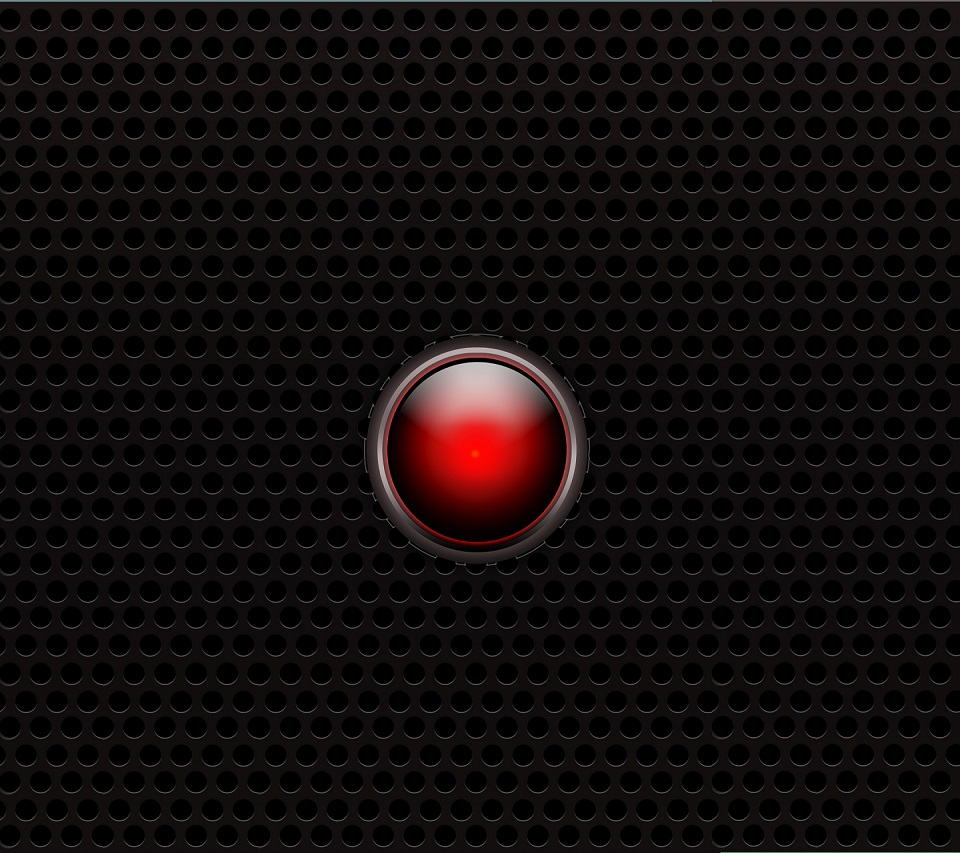 Red Button android HD wallpaper 960x853