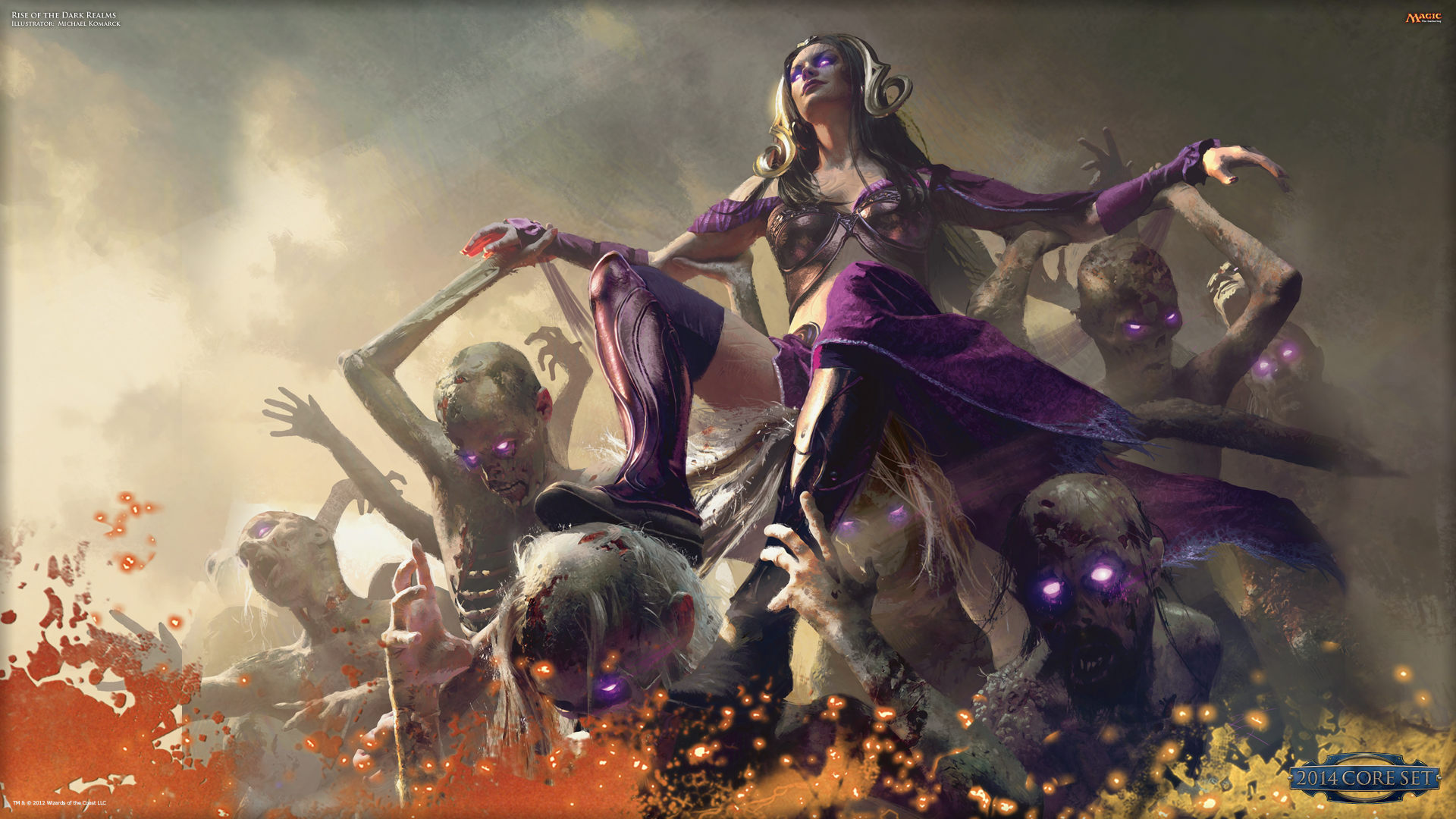 Free Download Wallpaper Of The Week Rise Of The Dark Realms Daily