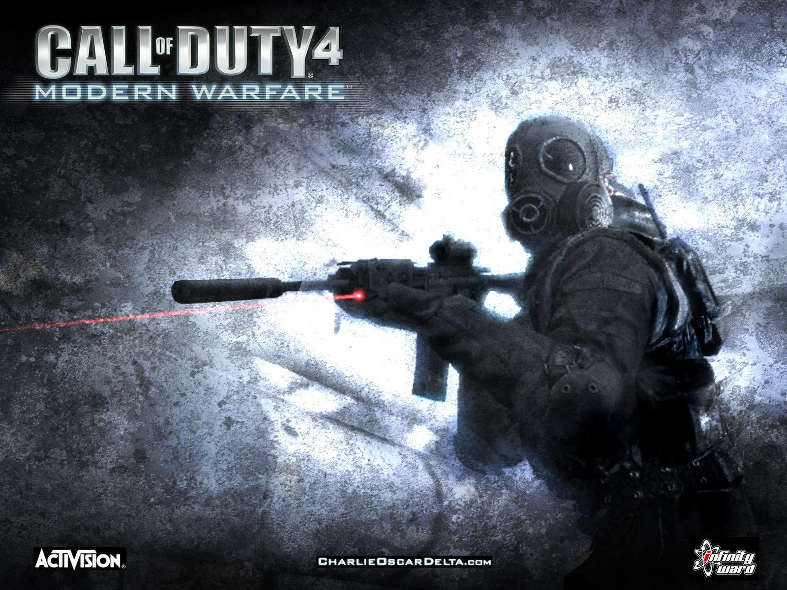 Call of Duty 4 Modern Warfare   Wallpaper 1 1600x1200