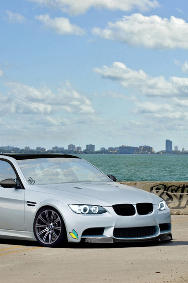 iPhone background Bmw M3 Jdm from category cars and auto wallpapers 640x960