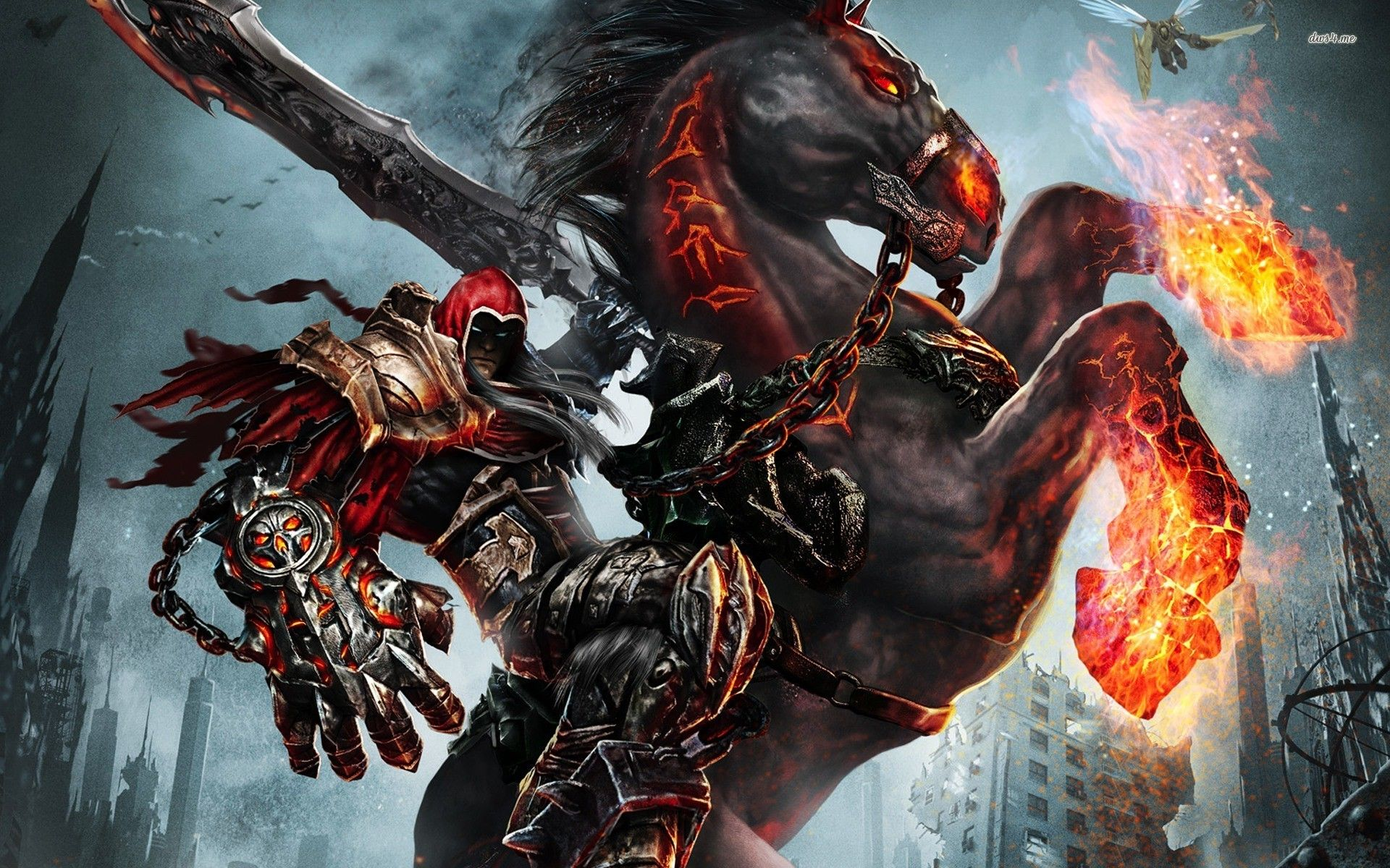 Darksiders Wallpaper HD 1920x1200