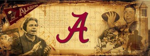 ALABAMA FOOTBALL WALLPAPER FOOTBALL WALLPAPER Alabama football 500x188