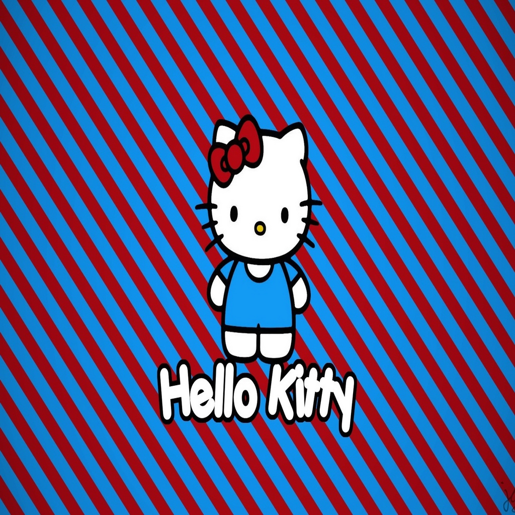 hello kitty live wallpaper for ipad image