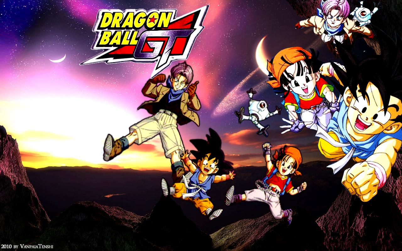 Free Download Dragon Ball Gt By Vanpaiatenshi 1280x800 For