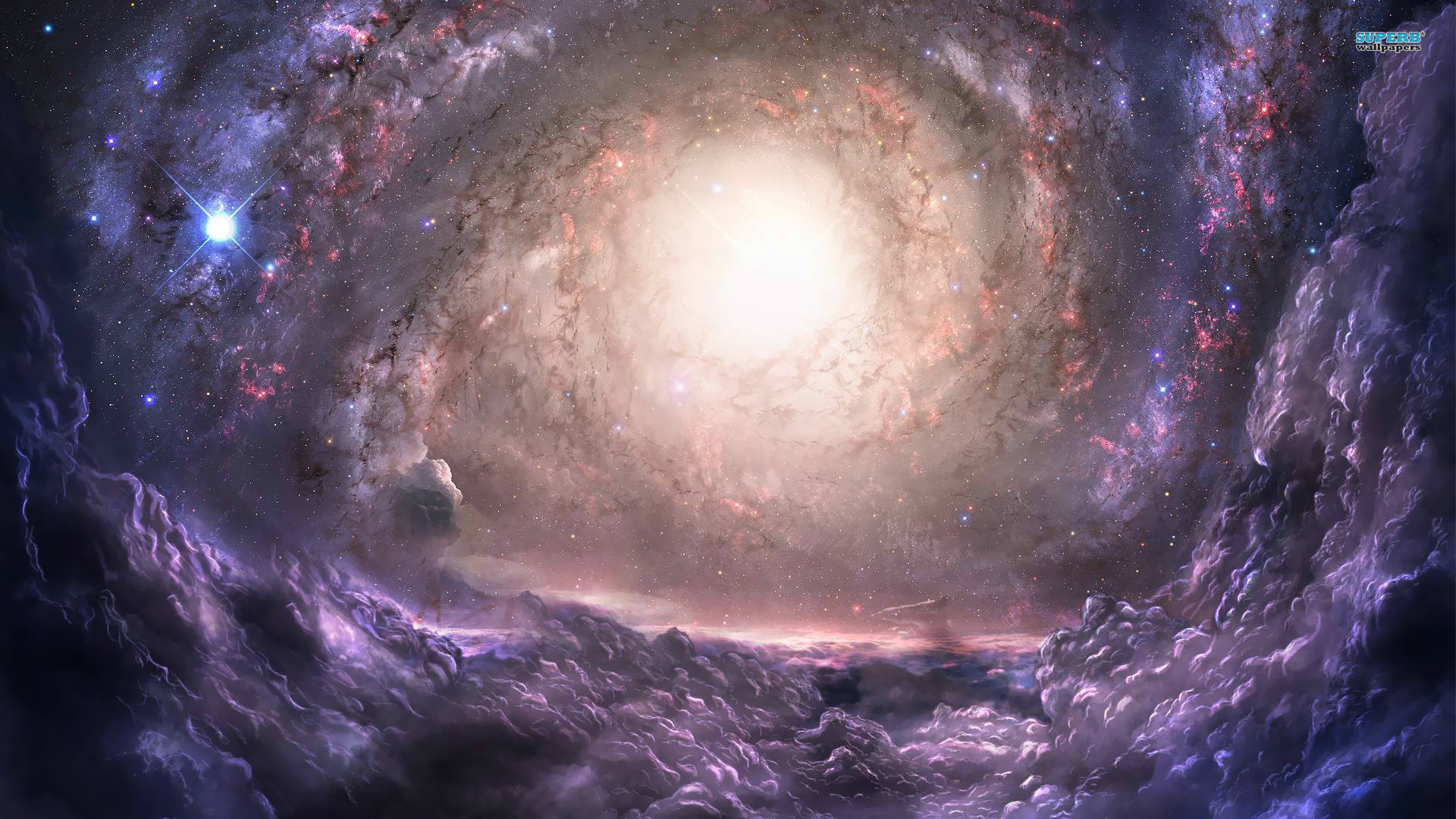 Orion Nebula High Definition Wallpaper 1920x1080
