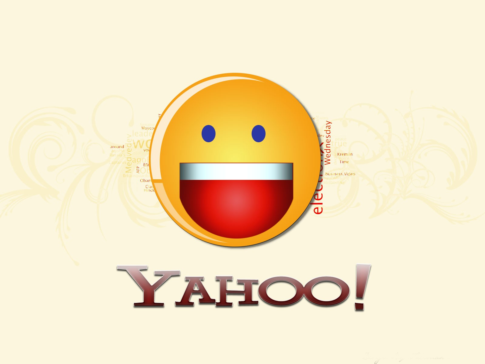 Yahoo Wallpapers and Background Images   stmednet 1600x1200