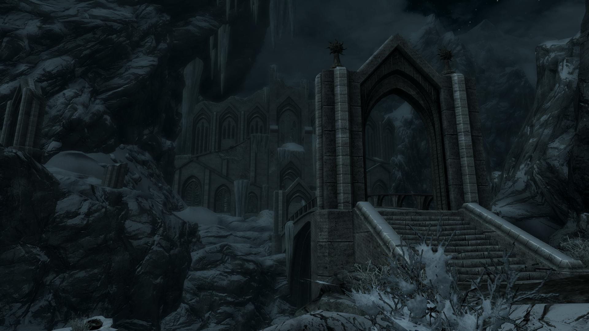 skyrim vampire wallpaper - photo #15