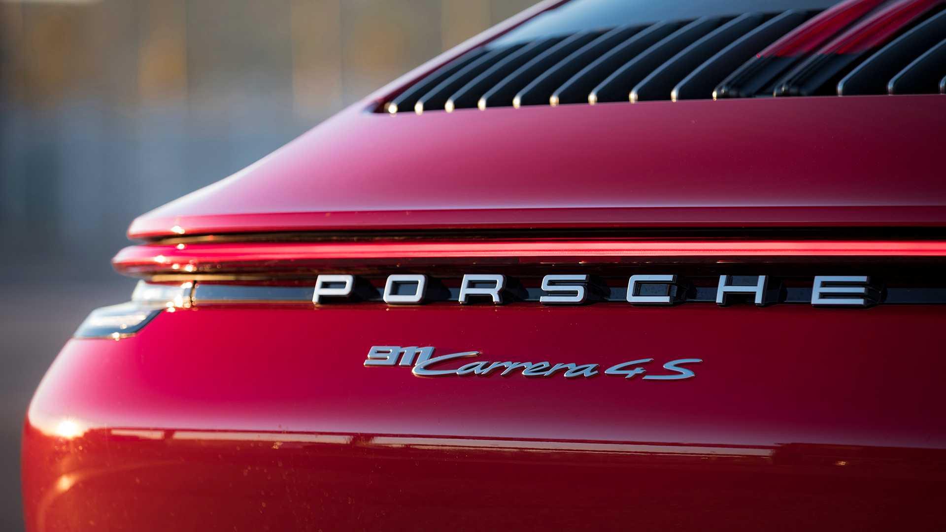 2020 Porsche 911 Carrera 4S Motor1com Photos 1920x1080