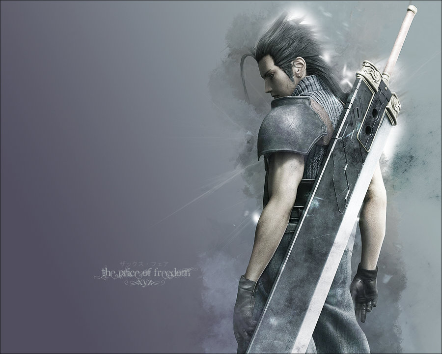 Zack Fair Wallpaper 1280 x 1024 Nice Wallpapers 900x720