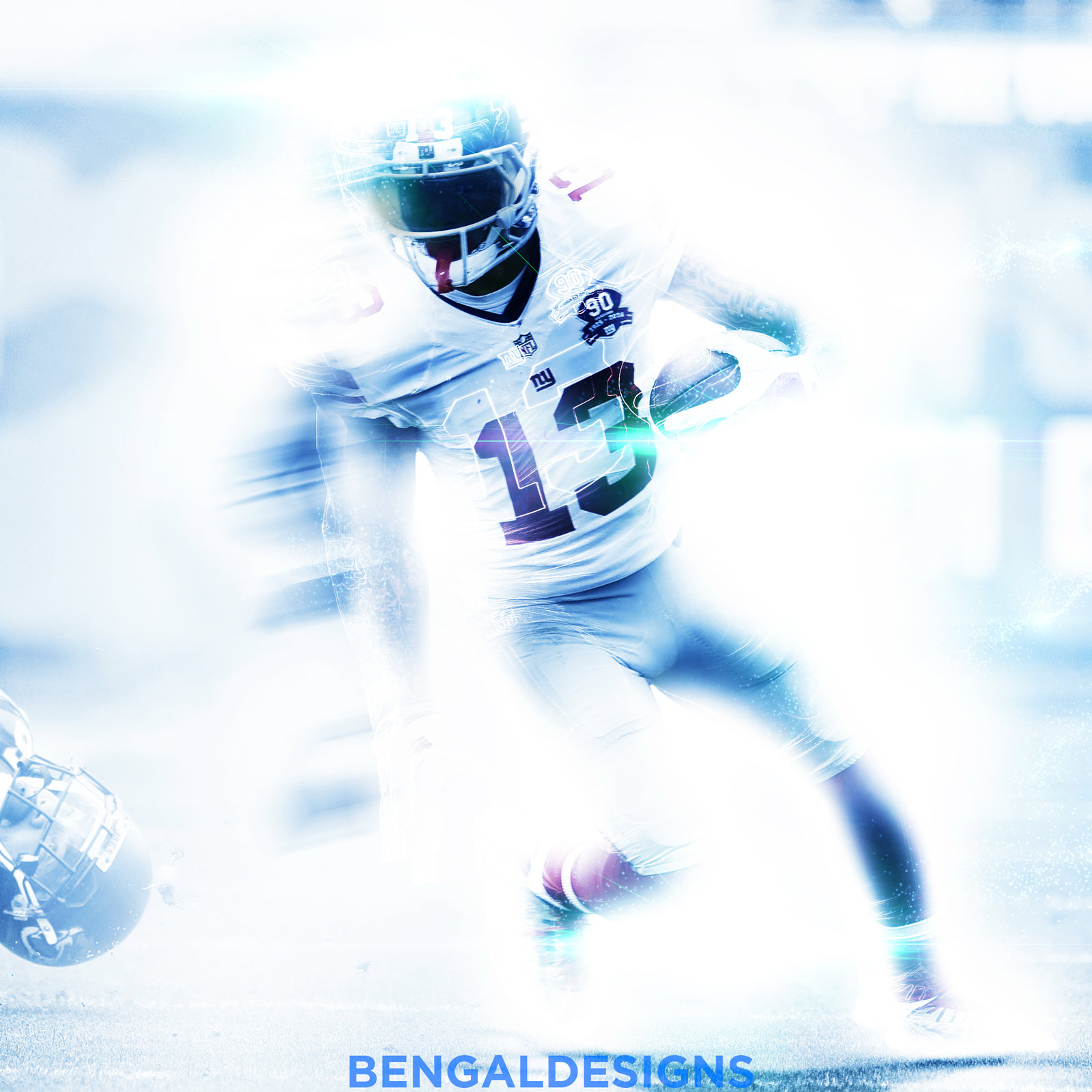 Odell Beckham Jr Wallpaper by BengalDesigns by bengalbro by bengalbro 1600x1600